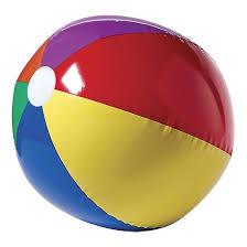 beach ball on beach. Beach Ball - 36\u0026amp;#39;\u0026amp;#39; Dia Thumbnail On