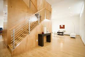 delightful room decoration ideas with white wall also brown wooden eco friendly flooring