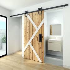 barn sliding door hardware diy double external uk canada