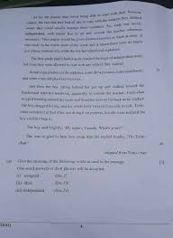 icse english exam ysis 2020 check