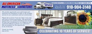 All American Mattress & Furniture Home