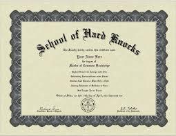 a school of hard knocks personalized custom diploma degree  a school of hard knocks personalized custom diploma degree shipping
