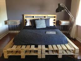 9 DIY Easy Wooden Pallet Bed Ideas | 99 Pallets