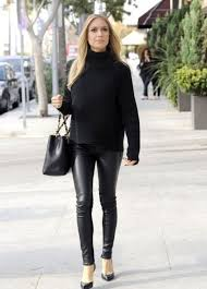 leather leggings shoes fancy how to wear leather pants anywhere