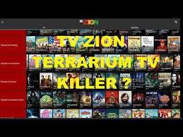 tvzion. tv zion vs terrarium tvzion l