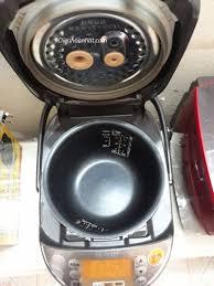Nồi cơm điện cao tần áp suất IH Zojirushi NP-NB10, chức năng AI