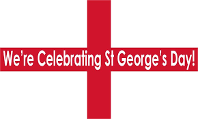 Image result for st george`s day