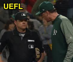 Close Call Sports & Umpire Ejection Fantasy League: MLB Ejection 054 - DJ  Reyburn (1; Bob Melvin)