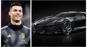 La voiture noire is a tribute to bugatti's own history, a manifesto of the bugatti aesthetic and a piece of automotive haute couture. Rumour Mill Is Cr7 The Exclusive Owner Of The New Bugatti La Voiture Noire Motoroids