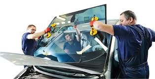 windshield being replaced by betterautoglass com