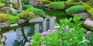 Small Picture Principles of oriental garden design