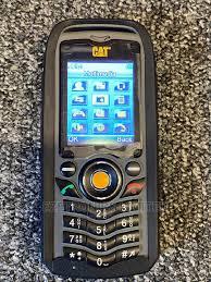 Cat B25 Black in Ikeja - Mobile Phones ...