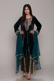 Winter Suit Design 2018 Latest Women Best Winter Dresses Designs Collection 2019 20