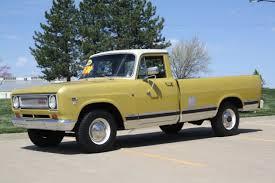 1971 International Harvestor Model 1210 longbed pickup truck 2WD for ...