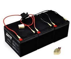 razor mx500 mx650 replacement batteries wiring harness 3 12v 12ah razor mx650 w15128190003 batteries harness