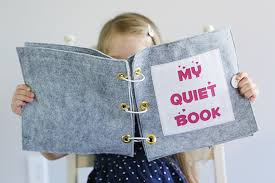 Quiet Book Patterns Delectable Free Quiet Book Pattern Sew Much Ado