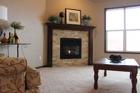 awesome fireplace with slate tile surround good home design classy simple at fireplace with slate tile