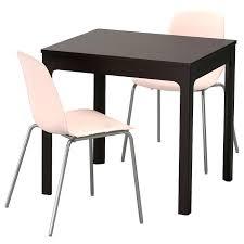 Tisch Mit 2 Stuhlen Sta 1 4 Hle In Ga Tersloh Ikea
