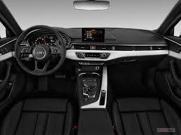 2018 Audi A4: Dashboard  USNews Car Rankings - US News \u0026 World Report