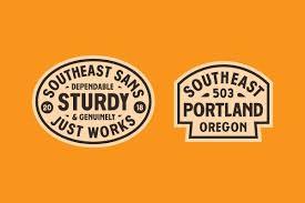 Sturdy Design Co Southeast Sans By Mahaffey Design Co On Creativemarket
