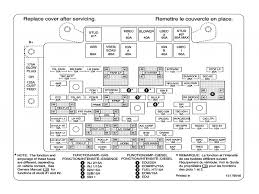 chevy cobalt fuse diagram on chevy images free download wiring 2002 impala fuse box diagram at 2004 Impala Fuse Box