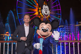 avid disney fan and wdwnt shirt owner neil patrick harris once spent 172 500 on a painting from disneyland s haunted mansion the painting in question is