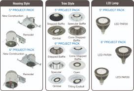 luxury luxlite 5 in recessed led lighting kit 4 pack
