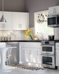 dulux kitchen tile paint colours. kitchen wall colors with white cabinets using grey paint dulux colours and subway tiles backsplash nearby tile
