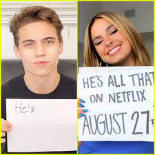 Aug 05, 2021 · addison rae and tanner buchanan are not dating and are reportedly just friends. Addison Rae Tanner Buchanan He S All That Cast Reveal Netflix Premiere Date Addison Rae Andrew Matarazzo Annie Jacob Dominic Goodman He S All That Isabella Crovetti Madison Pettis Myra Molloy Peyton