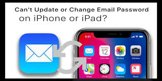 Cant Update Or Change Email Password On Iphone Or Ipad Appletoolbox