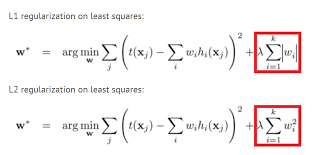 L1 And L2 Only Numpy Implementing Different Combination Of L1 L2 Norm