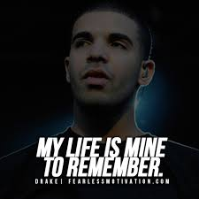 Drake Quotes Inspiration 48 Powerful Drake Quotes To Inspire You To Success Fearless