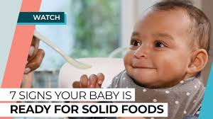 Introducing Solids Babycenter