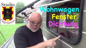Tipps Ratschlag Wohnwagen Fenster Seitenfenster Einbauen Ausbauen