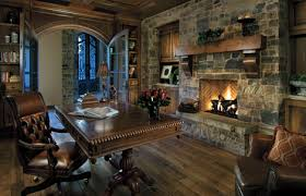 masculine home office. wood home office itu0027s all about the and stone gorgeous design team masculine