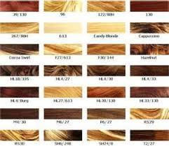 Revlon Professional Hair Colour Chart Revlon Hair Color Revlon Haircolor Chart In 2019 Hair
