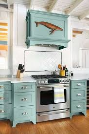 216 Best Beachy Kitchens Images On Pinterest  Dream Kitchens Coastal Cottage Kitchen Ideas