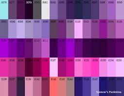 Purple Car Paint Colour Chart Www Bedowntowndaytona Com