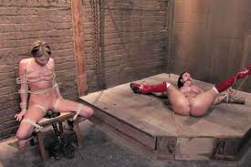 Naked married couples in bondage