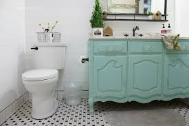 Cheap Bathroom Makeover Adorable Farmhouse Bathroom Remodel Sources Lolly Jane