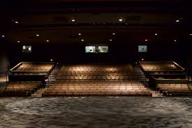 World Theater Seating Cal State Monterey Bay