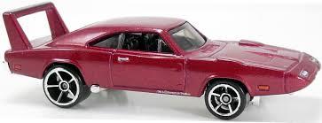 69 Dodge Charger Daytona - 85mm - 2013   Hot Wheels Newsletter