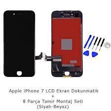 Apple iPhone 7 - 7G LCD Ekran + Dokunmatik LW KALİTE + TAMİR SETİ Fiyatları  ve Özellikleri