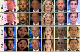 Videos Face-swaps For Boing Detecting In An Algorithm