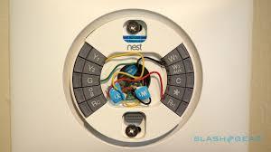 nest thermostat wiring diagram furnace modern design of wiring nest thermostat 3rd gen review 2015 slashgear rh slashgear com furnace thermostat wiring diagram furnace thermostat