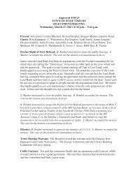 Approved 4/10/13 TOWN OF WEST TISBURY SELECTMENS MEETING Wednesday, March  27, 2013, 4:30 p.m. – 5:42 p.m. Present: Selectmen C