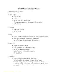 Word Research Paper Template Research Paper Template In Word Word Template For Journal