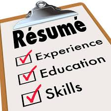 Resume Review Fascinating Region VII Update 404040