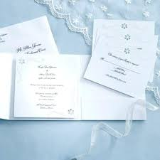 Print Your Own Invites Wilton Wedding Invitations Bride Ca Print Your Own Kits By