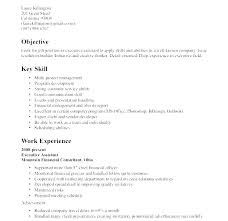Administration Assistant Resume Admin Assistant Job Description ...